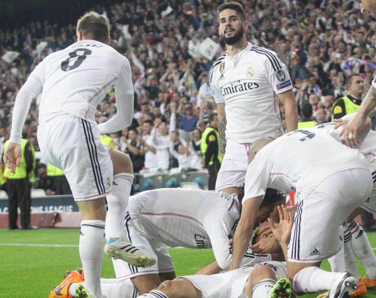 Real Madrid guys.