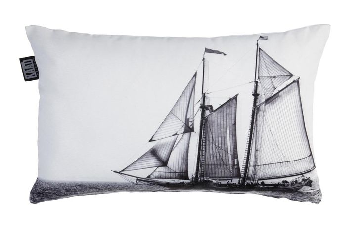 Cushion Boat KAAT Amsterdam
