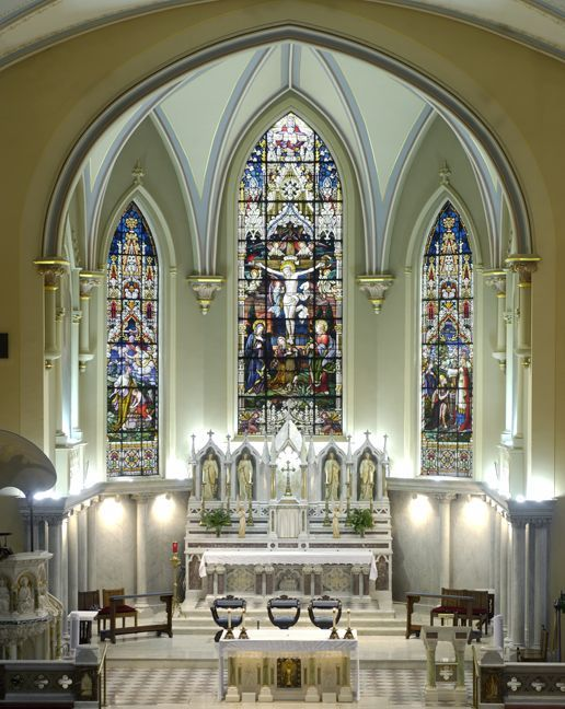 Cathedral Tours Louisville Kentucky