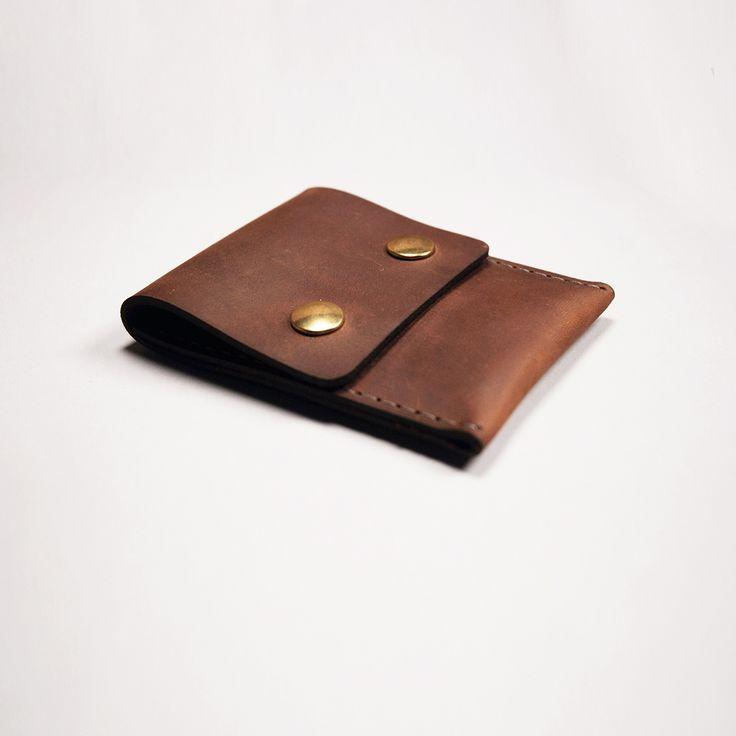 Double Snap Wallet / Contour & Co