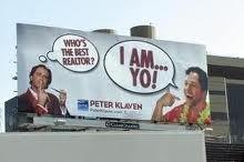 Best real estate billboard ever.