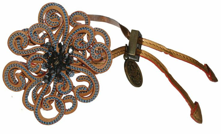 Armband aus Leder von Konplott