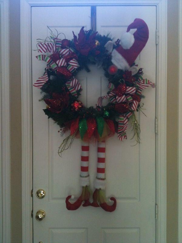 CHRISTMAS WREATH IDEAS | Awesome Christmas wreath | Christmas Ideas