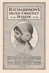 Heirloom Crochet - Vintage Irish Crochet Patterns and Instructions