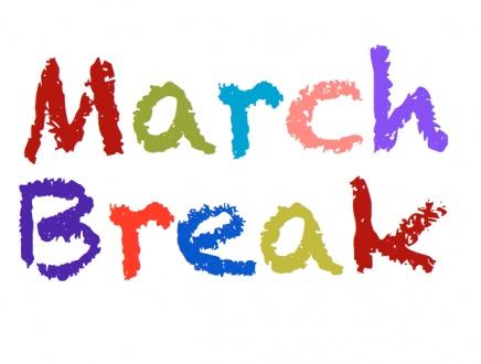 March Break 2013 in Kitchener Waterloo
