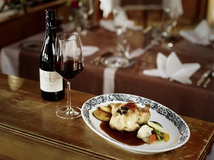Ritter Stube - badisch & traditionell - Genuss & Wein - badische Weinstraße - prämierter Winzerort - Durbach - Restaurant