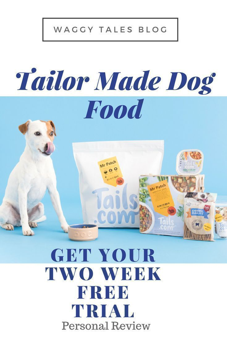 Tailor Made Dog Food Delivered To Your Door Uk Only 2 Week Free