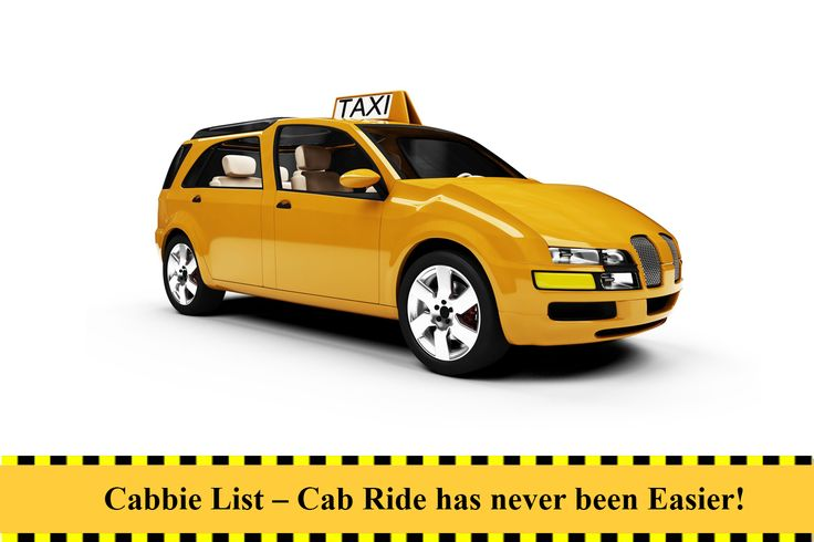 #Cabbielist – Cab Ride has never been Easier!