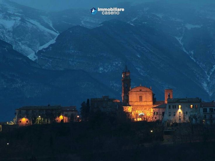 #Maison #campange #vente #CastelFrentano #Abruzzes