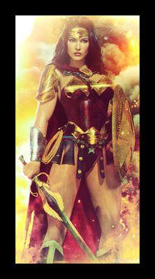 Alfonzo Words: Top 10 Best Superheroines of All Time