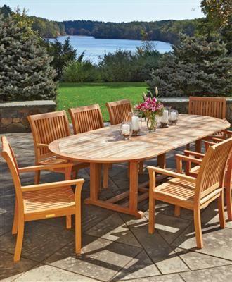 Teak Patio Furniture And Its Benefits Teak Outdoor Furniture
