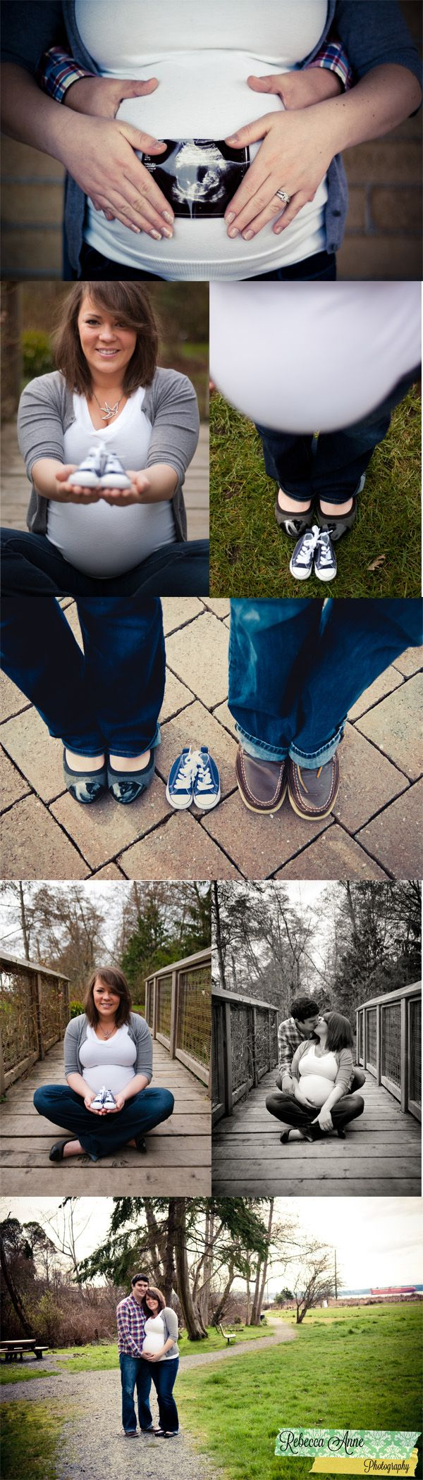 Maternity Pictures | Tacoma, WA  Photographer | Rebecca Anne photography #Matern…