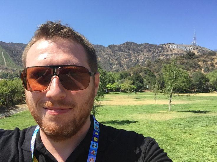 Francesco Graziani a Hollywood