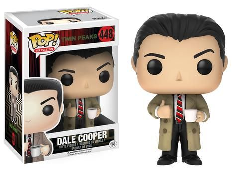 Funko's TWIN PEAKS Toys Include Pop! Vinyls and Action Figures For Your Red Room | Nerdist