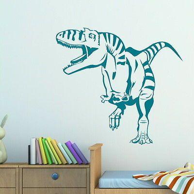 Tyrannosaurus Rex  Dinosaur home Room decor Wall Decal Wall Sticker for boys rooms US $10.99