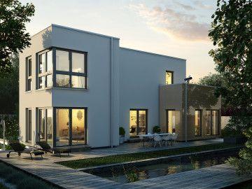 planungsvorschlag revolution plus 150 v4 flachdach pinterest fertighaus kaufen haus bauen. Black Bedroom Furniture Sets. Home Design Ideas