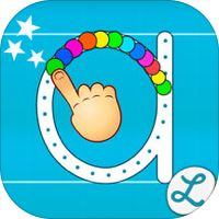 Writing Wizard - Kids Learn to Write Letters, Alphabet & Words by L'Escapadou