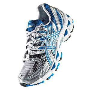 The Best Neutral Running Shoe  Runner-up: Asics Gel Nimbus 12