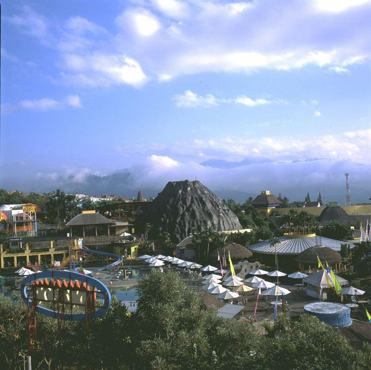 Asiknya Mengunjungi Tempat Wisata Jawa Timur Park 1 di Kota Batu Jawa Timur