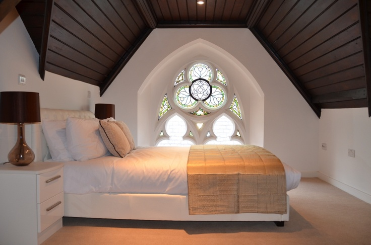 Victorian church conversion