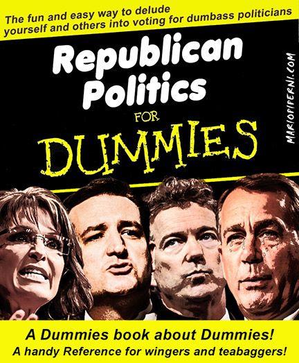 Republican politics for Dummies