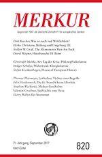 """""""Standardsituationen der Technologiekritik"""": Wiederkehrende Gegenargumentationen bei umwälzenden Neuerungen – Kathrin Passig, 2009 – Eurozine.com"""