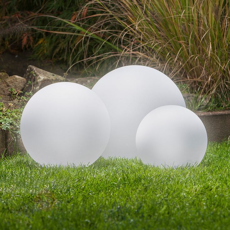 Marvelous Ensemble er Set Solar LED Kugelleuchten sicher u bequem online bestellen bei Lampenwelt