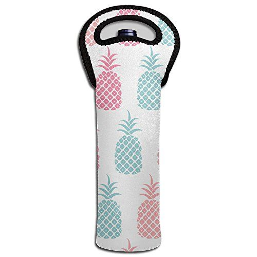 Pineapple Wine Tote Bag / Purse For Bon Fire's Book Club Neoprene Wine Purse With Spout Carrier Single Bottle #Pineapple #Wine #Tote #Purse #Fire's #Book #Club #Neoprene #With #Spout #Carrier #Single #Bottle