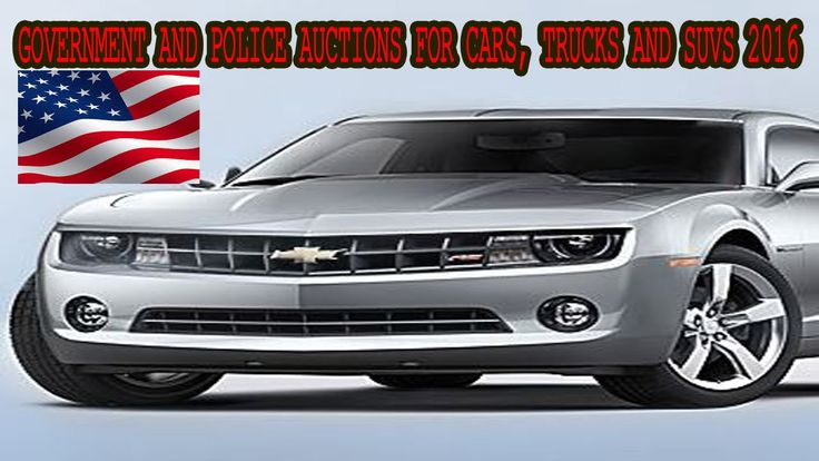 http://youtu.be/wgptEqWQUmI Government and Police Auctions for Cars Trucks and SUVs 2016 Government Seized Vehicles $200 This is your chance to save thousands on your next vehicle. Enter here now! http://ift.tt/2bHXRp6  Police Auto Auctions All makes and models including: BMW's Lexus Hondas  and   more http://ift.tt/2bHXRp6  Seized Cars From $200 All makes and models available in your area. Enter Here Now http://ift.tt/2bHXRp6  keywords: auction auto auction cars for sale auction cars online…