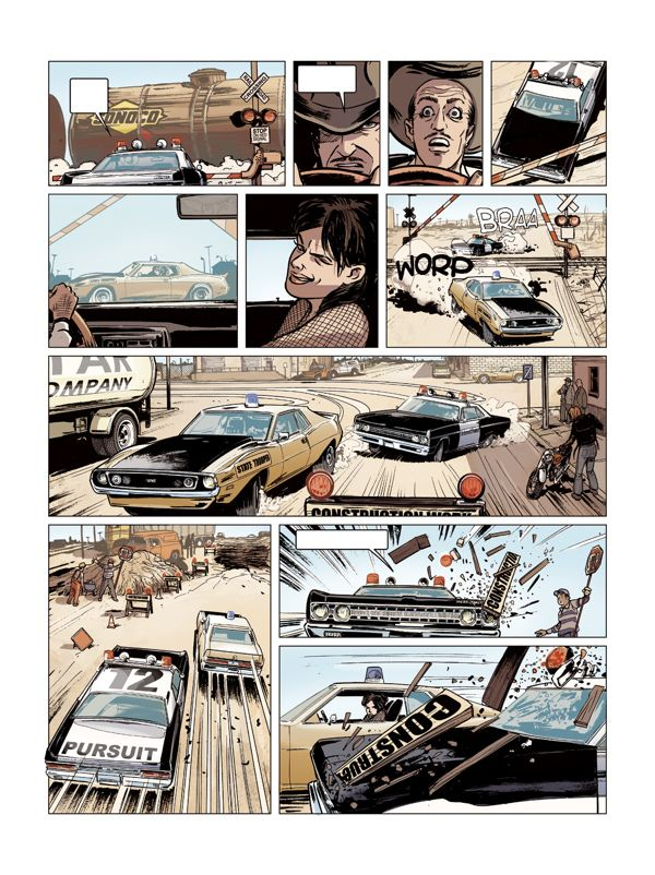 Best Comicbook Layout And Storyboard Images On