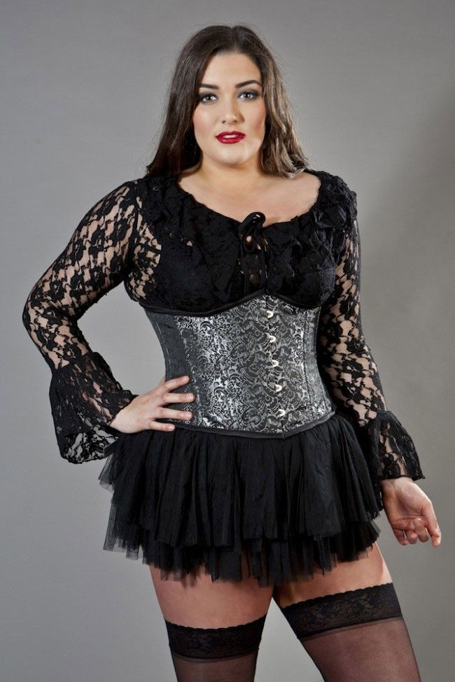 17 Best images about Plus size corsets and waist training ... Lingerie Corset Underbust