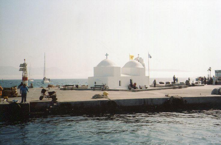 A chapel for local fishermen, Aegina, Greece