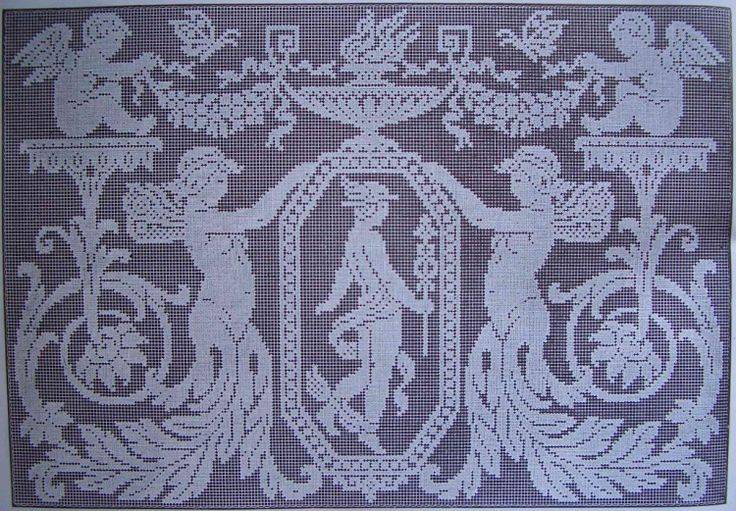 (100) Gallery.ru / Фото #11 - Filet Lace Patterns VI - natashakon