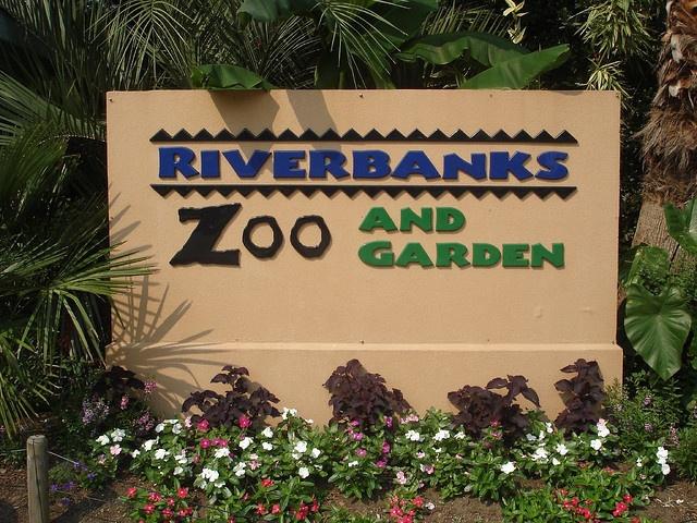 Riverbank zoo
