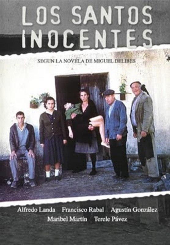 Los santos inocentes de Mario Camus amb Alfredo Landa