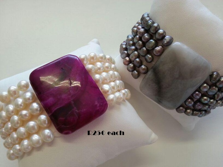 Pearl bangles #pearls #classic #eveningwear  #jewellery