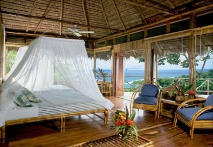 """The guilt-free, eco-friendly tropical vacation has finally arrived. NatureVacations, a travel agency that operates in Costa Rica, Nicaragua, and Panama, hopes to vanquish all of your treehuggerly shame about flying to Costa Rica to soak up some rays by claiming to offset """"every ounce"""" of carbon you produce en route and during your stay with a new seven-day package."""