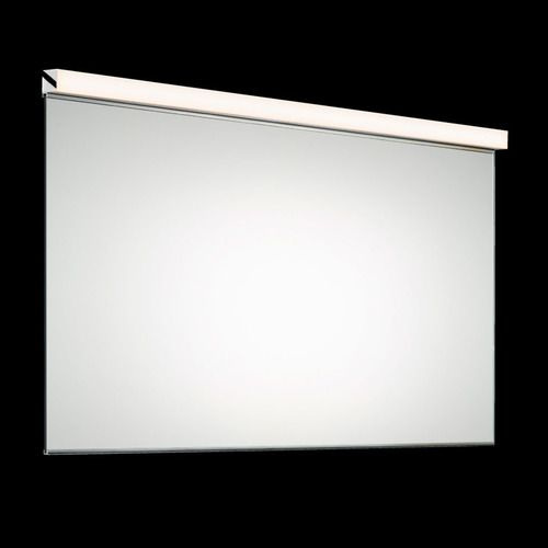 'Vanity LED Horizontal Mirror Kit by Sonneman. @2Modern'