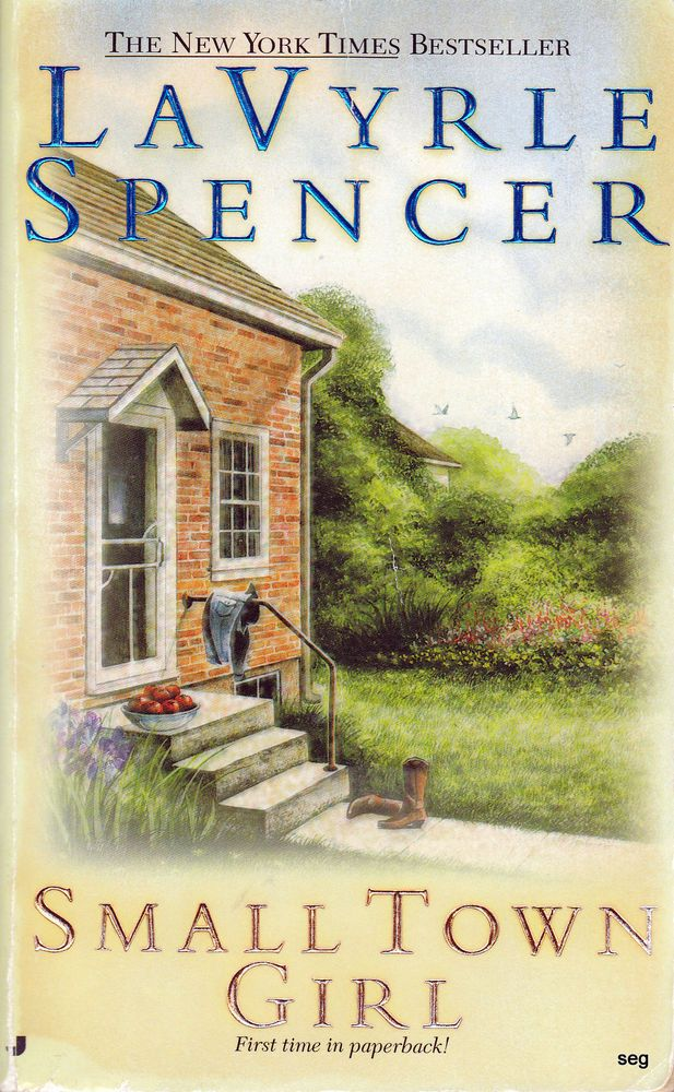 SMALL TOWN GIRL by LaVyrle Spencer * Paperback | Books, Fiction & Literature | eBay!
