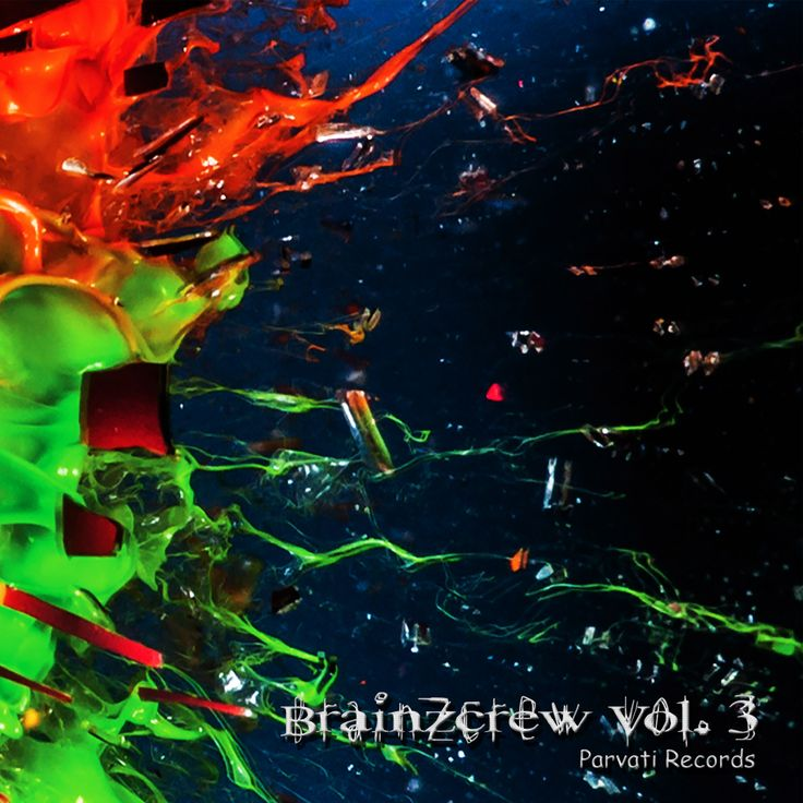 Parvati Records is proud to present the final chapter of the BrainZcrew trilogy…