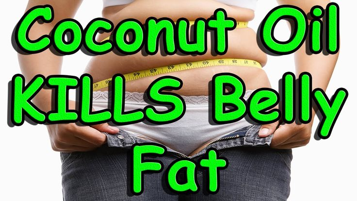 Why Coconut Oil Kills Belly Fat Review - Does Coconut Oil Kills Belly Fa...