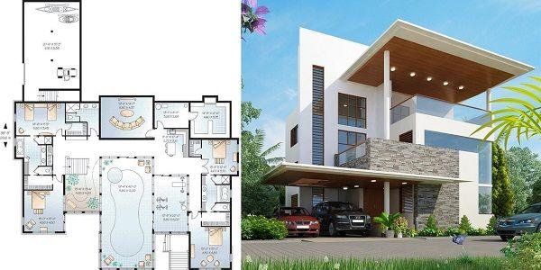 Minimalist Style Home Plans