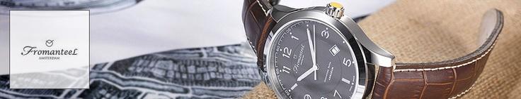 Fromanteel::Horloges::Horloges, Watchwinders, Horlogekisten en Horlogebanden Kish.nl :: Watch :: Watches