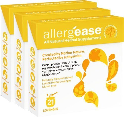 AllergEase All-Natural Lozenges - 3 Pack (63 lozenges) by AllergEase, http://www.amazon.com/gp/product/B008203KZC/ref=cm_sw_r_pi_alp_Ul5Xpb18YFRB6
