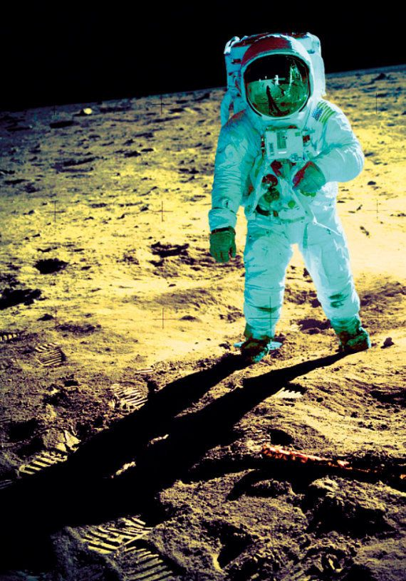 ancient aliens moon landing - photo #35