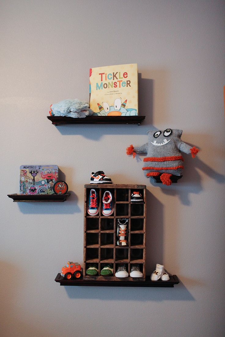 Monster Theme Nursery