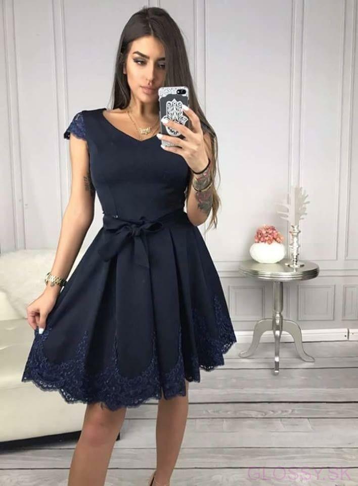 2d88d9a36074 Elegantné šaty Teresa sú skvelou voľbou na svadbu či inú spoločenskú  udalosť. Šaty majú jemné