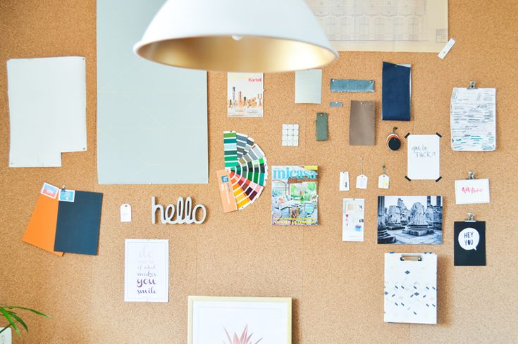 17 mejores ideas sobre pared de corcho en pinterest - Placas de corcho para pared ...