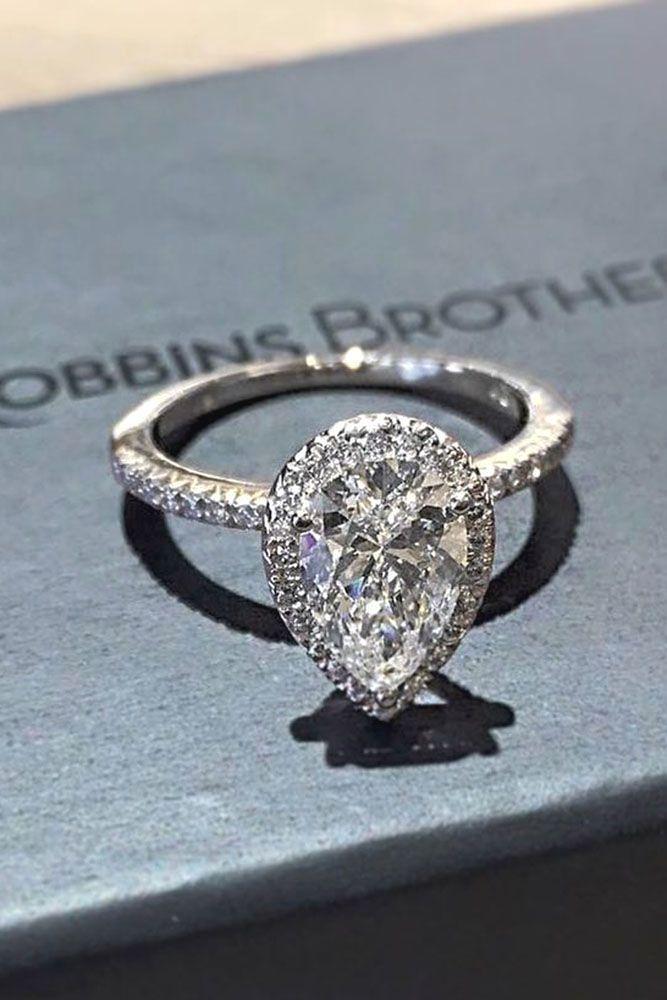 30 Most Popular Engagement Rings For Women ❤️ See more: http://www.weddingforward.com/engagement-rings-for-women/ #wedding #weddingring