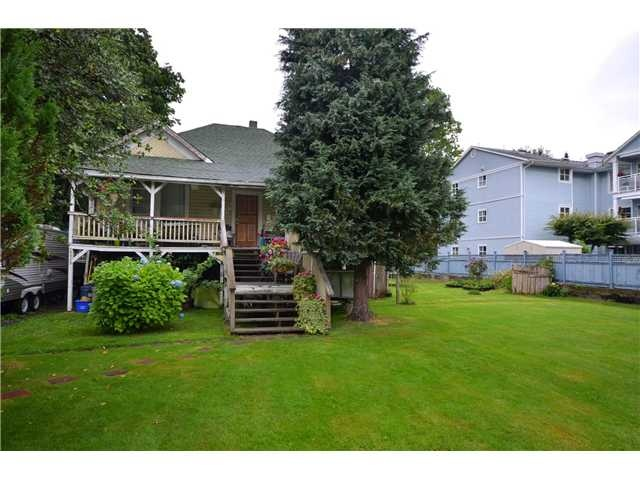 4829 48TH Ave. #Ladner, this piece of old Ladner probably won't survive. Built in 1890, it's showing its age.